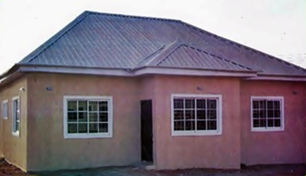 Gombe Housing Estate